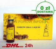 FOHOW Oral Liquid Eliksir Feniks Kordiceps